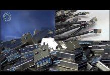 Xem Xem cách sản xuất cáp mirco usb cho điện thoại | cáp usb | cáp sạc