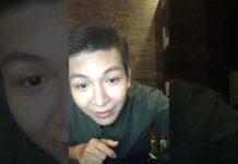 Xem Kelvin Khánh livestream quảng cáo điện thoại Mia@ và trò chuyện với fans ( 17/08/2018)