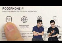 Xem Hỏi đi đáp luôn 59A: Điện thoại Pocophone F1 Chip 845 của Xiaomi ra mắt