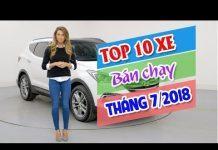 Xem Lại bất ngờ với Top 10 xe bán chạy tháng 7 năm 2018 | SUZUKI Ertiga 2018 ra mắt tại Indonesia