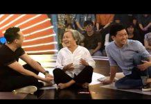 Xem Thách Thức Danh Hài Mùa 3 Tập 13: Trấn Thành,Trường Giang ngồi bệt giữa sàn khi bà cụ U 80 đi thi !