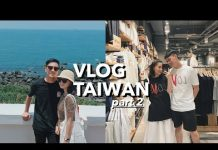 Đi tắm ở WULAI | Chia sẻ kinh nghiệm du lịch ĐÀI LOAN | Gia Đình Cam Cam Vlog 31