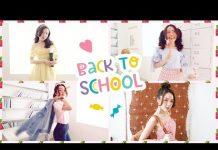 Xem #HiSkool: Mix&Match 6 Phong Cách Thời Trang Đi Học 🎒👓 | Lindsie Pham