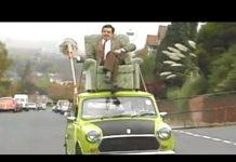 Xem The Awkward Drive Home | Mr. Bean Official Cartoon