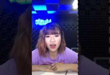 Xem Khởi My livestream quảng cáo điện thoại Oppo F9 (16/8/2018)