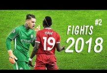 Video Football Fights & Angry Moments 2018 #2 ● Messi, C.Ronaldo, Ramos, Pogba