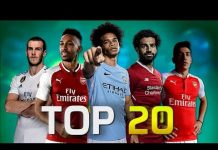 Video Top 20 Fastest Football Players 2018 (HD)