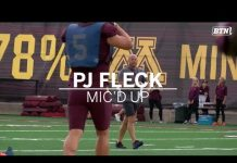 Video BTN Bus Tour: P.J. Fleck Mic'd Up | Minnesota | Big Ten Football