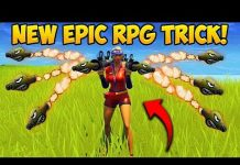 View NEW CRAZY RPG TRICK! – Fortnite Funny Fails and WTF Moments! #291