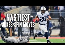 Video Nastiest Jukes/Spin Moves of the 2017-18 College Football Season ᴴᴰ