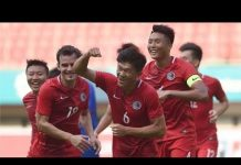 視頻 2018亞運足球分組賽 香港 vs 中華台北  全埸比賽片段 (2018-8-15)