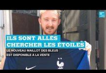 Video Football : ils sont allés chercher le maillot à deux étoiles des Bleus