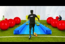 Video SIDEMEN TOTAL WIPEOUT FOOTBALL CHALLENGE