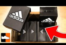 Video What's In The Box?! Huge adidas New Season Unboxing!!