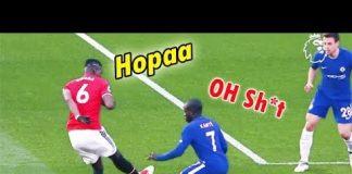 Video 30 Humiliating Skills & Nutmegs in Football 2017-2018