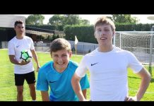 Video FOOTBALL CHALLENGE vs CRISTIANO RONALDO