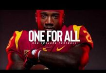 Video USC Football 2018 – ONE FOR ALL – Aca'Cedric Ware