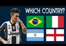Video Which Countries Do The Players Play For? (Part 2)  Football Quiz