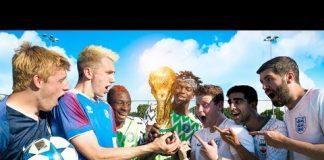 Video SIDEMEN WORLD CUP FOOTBALL CHALLENGES