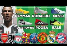 Video Ultimate Football Lineups! Which Soccer Team Has The Best Boots?
