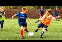 Video KIDS IN FOOTBALL ● FUNNY FAILS, SKILLS, GOOALS