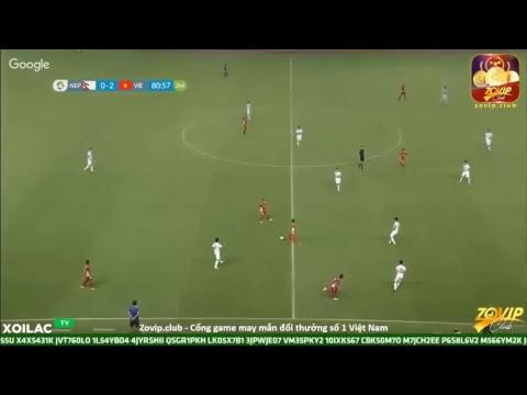 Video u23 nepal vs u23 vietam live football