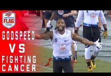 Video Flag Football Championship Highlights: Pro's vs. Amateurs for $1 Million Dollars | NFL