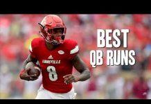 Video Best QB Runs of the 2017-18 College Football Season ᴴᴰ