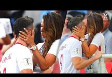 Video Hottest & Most Beautiful Football Kisses