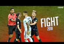 Video Crazy Football Fight & Angry Moment 2018 | HD • Part 2