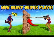 View *NEW* HEAVY SNIPER IS BROKEN! – Fortnite Funny Fails and WTF Moments! #290