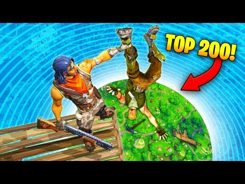 View TOP 200 FUNNIEST FAILS IN FORTNITE