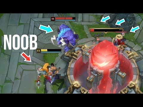 View WHEN NOOB BACKDOOR – BEST LOL FUNNY MOMENT COMPILATION #14