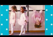 View Try Not To Laugh : Funniest Kids Ballet Dancer Fails | Funny Babies