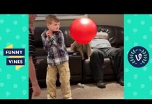 View TRY NOT TO LAUGH CHALLENGE – Epic KIDS FAILS Compilation | Funny Vines April 2018