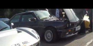 Xem 160 chiếc siêu xe hội ngộ tại Anh