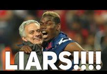 Video Pogba & José Mourinho's FEUD! The Sun are f**king LIARS! The Football Terrace