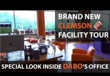 Video New Clemson Football Facility: Exclusive Player's Tour