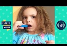 View HAHA! THE BEST KIDS VINES OF ALL TIME! Funny Family Fails Compilation May & June 2018