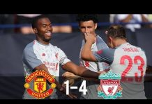Video Manchester United vs Liverpool 1-4 – All Goals & Highlights – Friendly 29/07/2018 HD