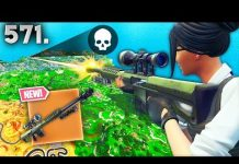 View *NEW* SNIPER INSANE PLAYS..!! Fortnite Funny WTF Fails and Daily Best Moments Ep.571