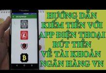 Xem App điện thoại kiếm tiền ảo Bitcoin, LTC,ETH miễn phí,  Đã rút được tiền thành công