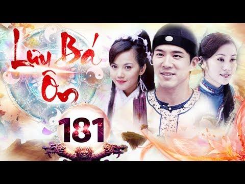 Xem Phim Bộ Hay 2018 | LƯU BÁ ÔN – Tập 181 | Film4K