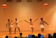 见 滑稽舞蹈:四小天鹅