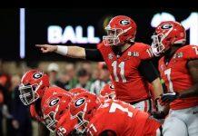 "Video 2018-2019 Georgia Football Hype   ""It's Time""   2017/18 Georgia Highlights"