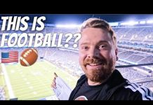 Video SCOTTISH REACTION TO AMERICAN FOOTBALL 🏈