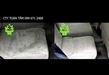 Xem Giặt ghế xe hơi (dọn nội thất xe hơi) bình dương
