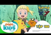 Xem Pokémon Tập 188 – Pikachu và Dedenne! Má Hồng Cọ Xát – Hoạt Hình Tiếng Việt Pokémon S17 XY