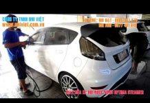 Xem Quy trình rửa xe bằng hơi nước nóng – Rửa vỏ – Nội thất – Khoang máy