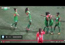 Video Bangladesh vs Nepal SAFF Women's football 2018 Under 15